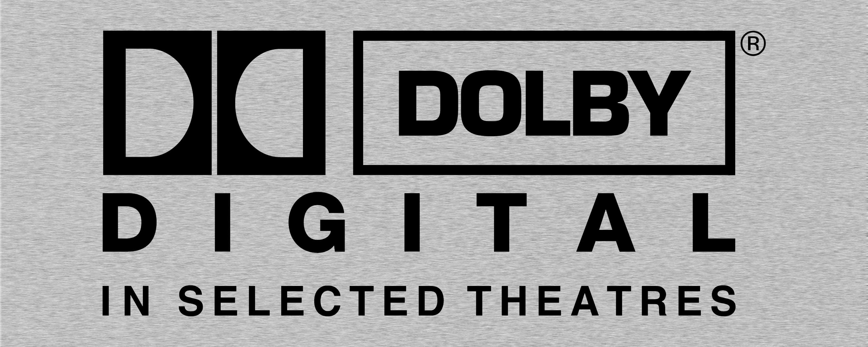 Dolby Digital In Selected Theatres Logo Yannh76 - plaques home cinemaDolby Digital In Selected Theatres Logo
